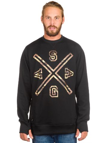 Saga Outerwear Crest Sweater