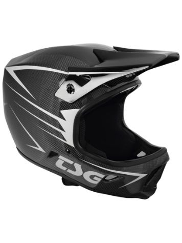 TSG Advance Carbon Solid Color Helmet