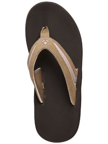 Reef Leather Girls Slap 3 Sandals