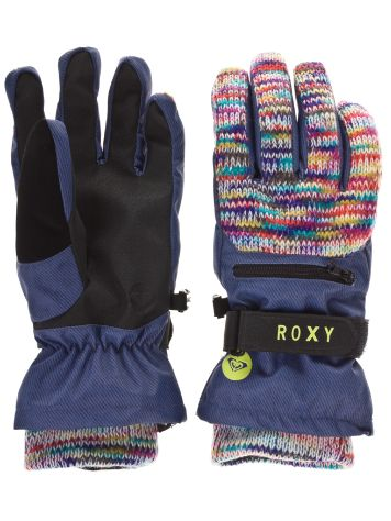 Roxy Jacquard Gloves