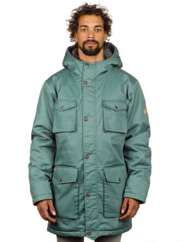 Makia Long Field Jacket