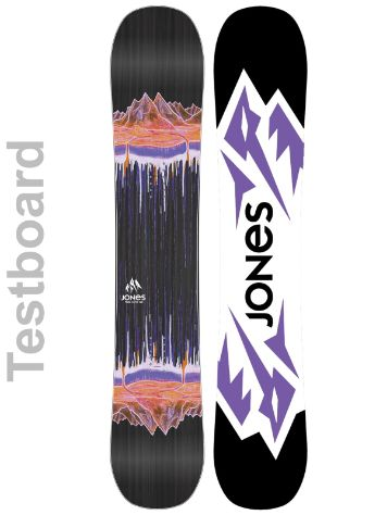 Jones Snowboards Twin Sister 149 2014