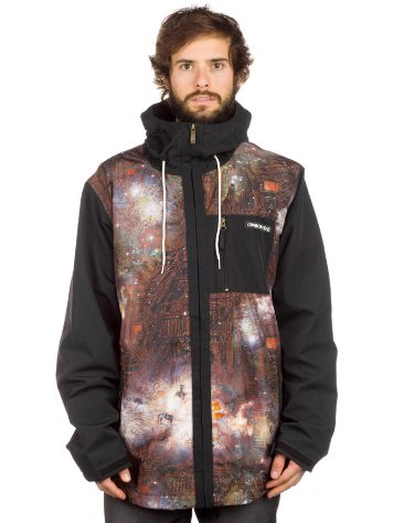 Bonfire Wallace B Print Jacket