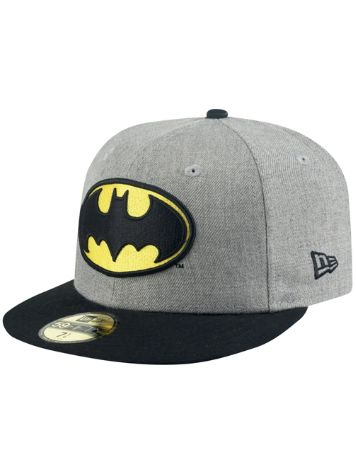 New Era Batman Heather Hero Cap