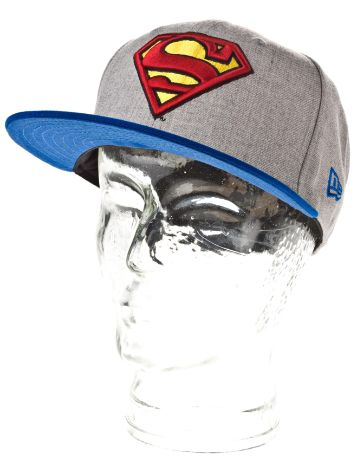 New Era Superman Heather Hero Cap