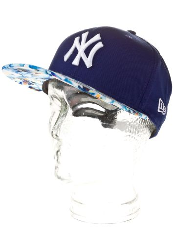 New Era NY Yankees VI Shine Cap
