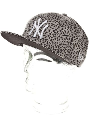 New Era NY Yankees Wild Heather Cap