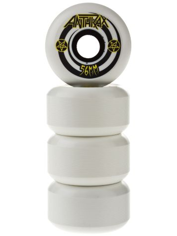 Heavy Metal Anthrax 56mm Wheels