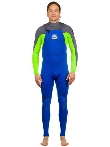 Quiksilver Ignite 3/2mm L/SL Chest Zip Wetsuit
