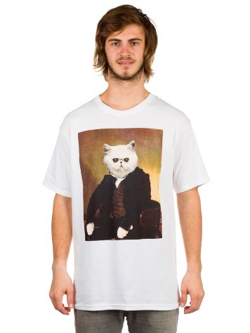 A.Lab Living Fat Cat T-Shirt