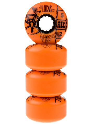 Bones ATF Lucas Vintage Orn 52mm Wheels