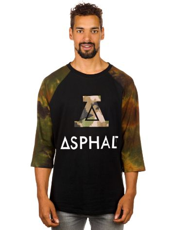 Asphalt Yacht Club Dither Raglan T-Shirt LS