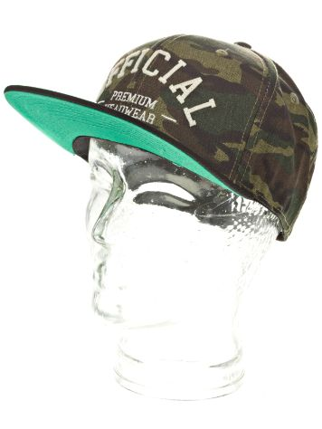 The Official Camo Statement Cap