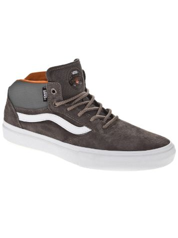 Vans Gilbert Crockett Pro Mid Skate Shoes