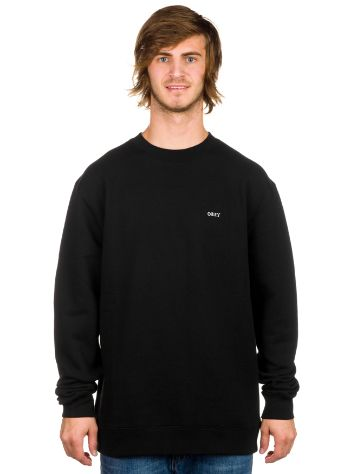 Obey Backside Crwe Sweater