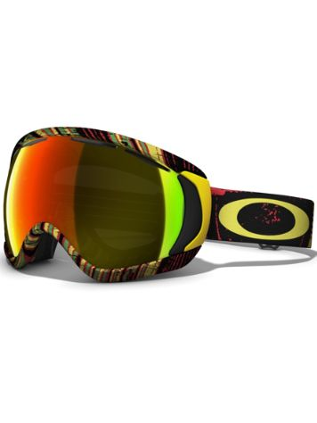Oakley Canopy stumped rasta