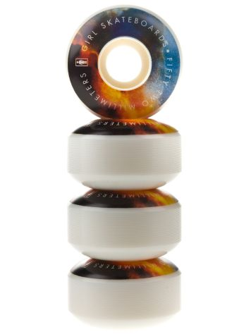 Girl Starfields 52mm Wheels