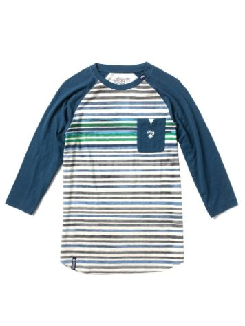 LRG Squad Up 3/4 T-Shirt LS