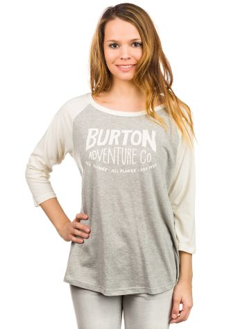 Burton All Things Raglan 3/4 T-Shirt