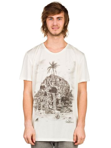 Volcom Visible Muerta Lightweight T-Shirt