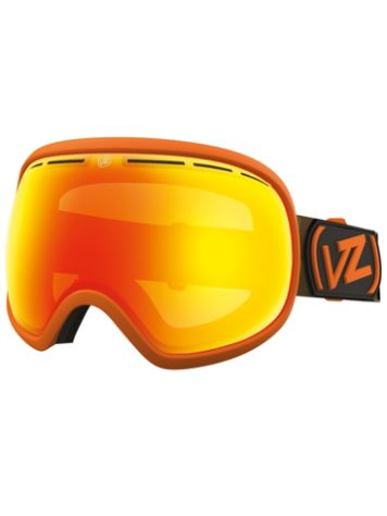 VonZipper Fishbowl blaze orange satin