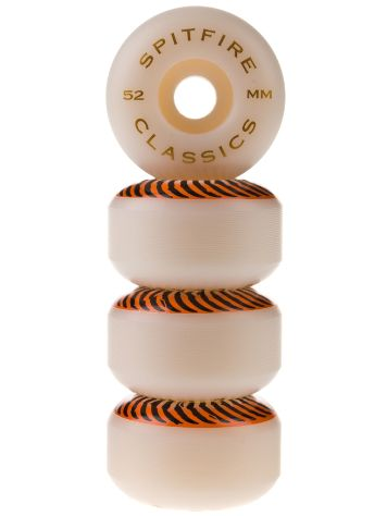 Spitfire Classic Tiger Style 52mm Wheels