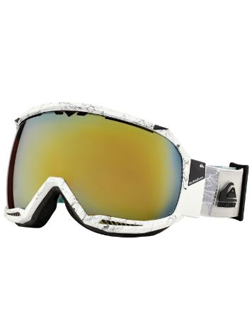 Quiksilver Hubble Mirror bright white