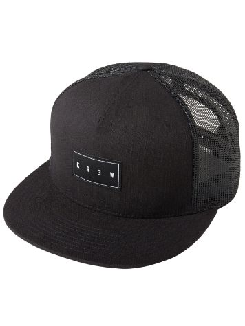KR3W Ripped Trucker Cap