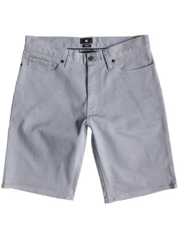 DC Worker Color Straight Shorts