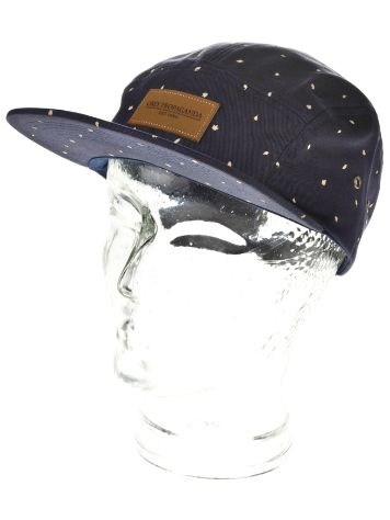 Obey Milton 5 Panel Cap