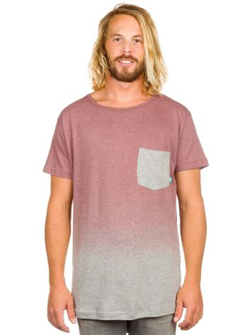 SWEET SKTBS Curv Pocket Dip Dye T-Shirt