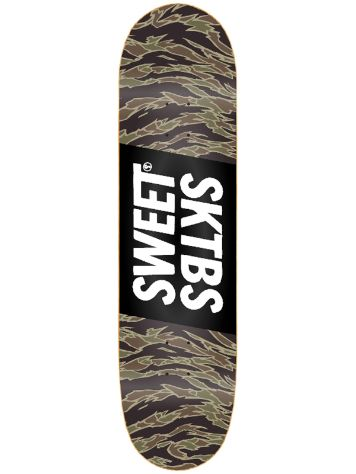 "SWEET SKTBS Official 8.125"" Deck"