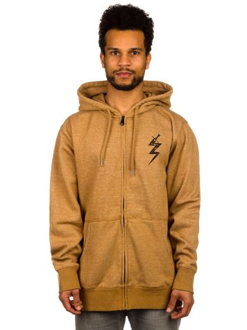 Electric Mike Zip Hoodie