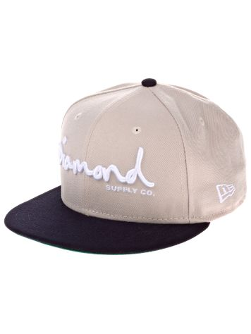 Diamond OG Script Fitted Cap