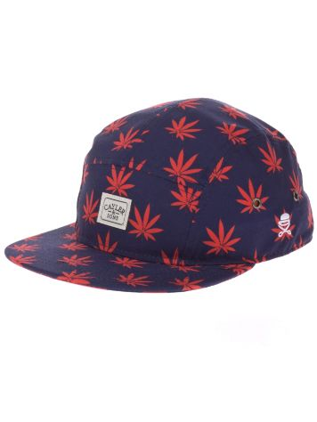 Cayler & Sons Budz N Stripes 5-Panel Cap