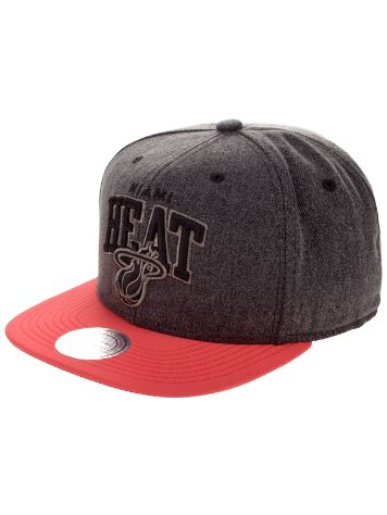Mitchell & Ness Boardwalk Heat Snapback