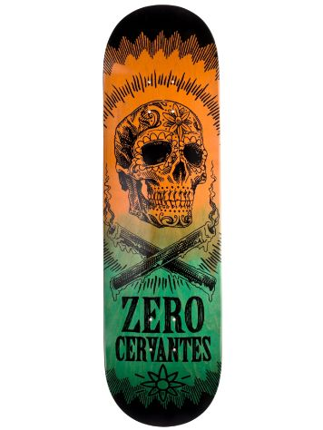 "Zero Carvantes Deliverance Series R7 8.25"" Deck"