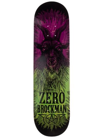 "Zero Brockman Deliverance Series R7 8.0"" Deck"