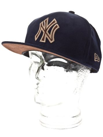 New Era Cord Front NY Yankees Cap