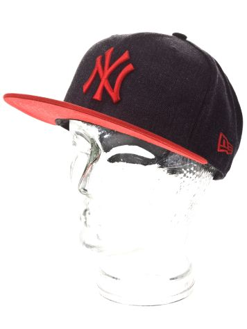 New Era Heather Contrast NY Yankees Cap
