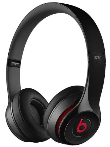 Beats Solo 2 Black Headphones