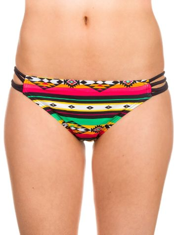 Empyre Girls Soak Up the Colors Foxy Hipster Bikini Botto