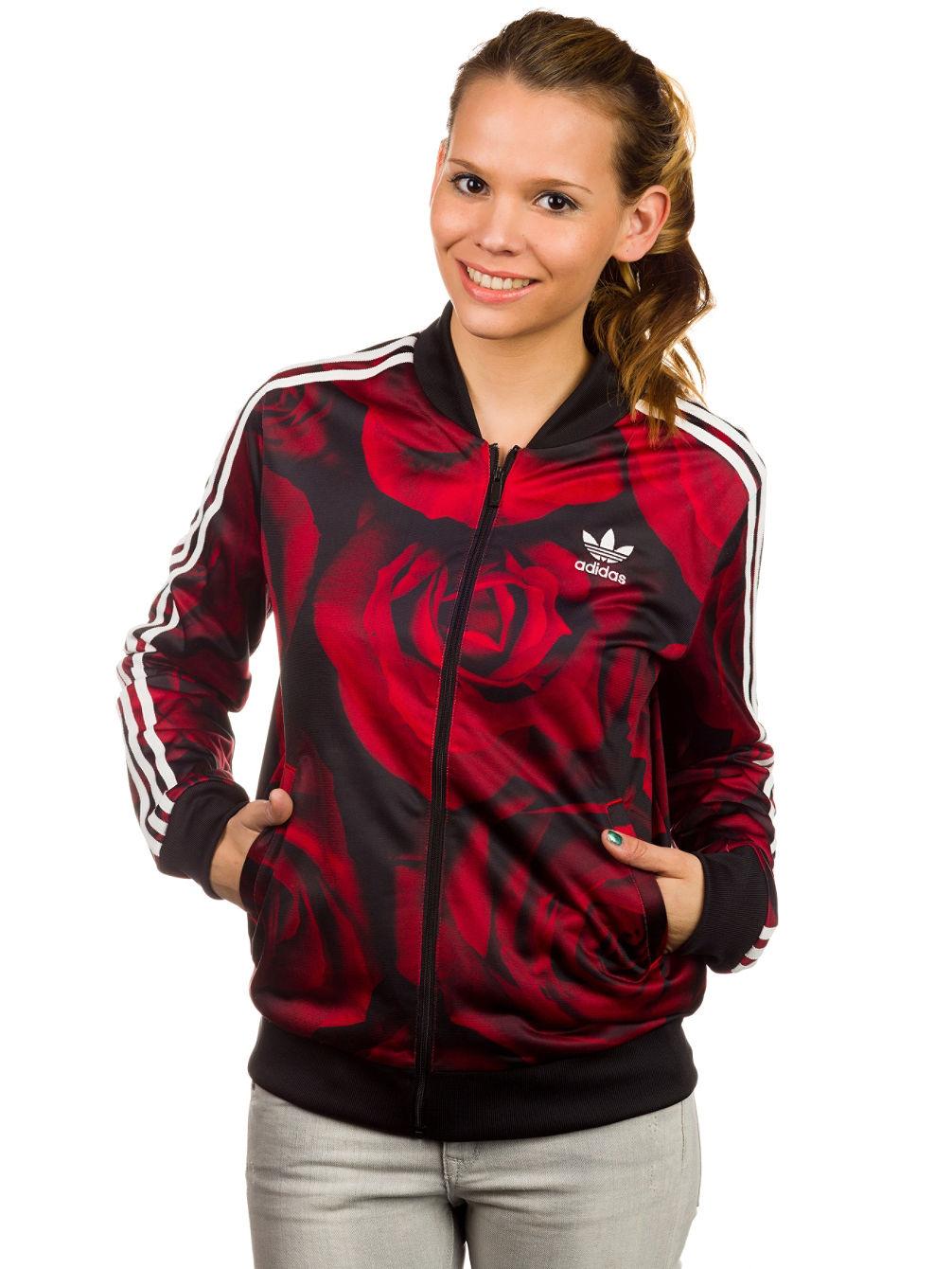 buy adidas originals red clash tt jacket online at blue. Black Bedroom Furniture Sets. Home Design Ideas