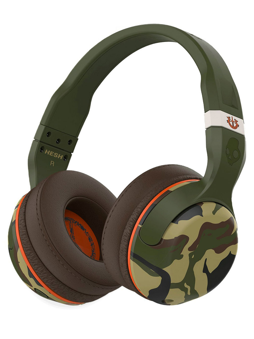 skullcandy hesh 2 over ear wireless headphones online. Black Bedroom Furniture Sets. Home Design Ideas