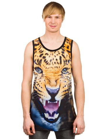 A.Lab Bite Me Jungle Tank Top