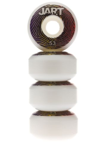 Jart Fingerprint 53mm Wheels