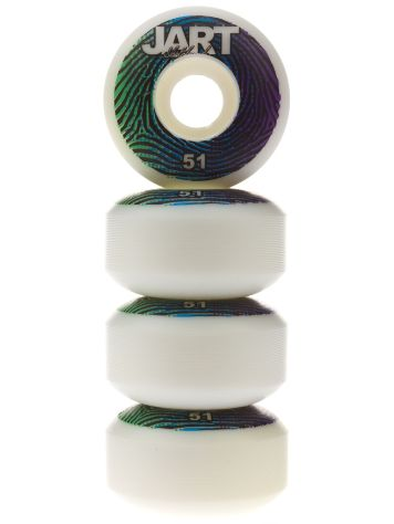 Jart Fingerprint 51mm Wheels