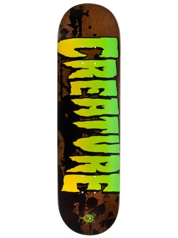 "Creature Stained 8.26"" Deck"
