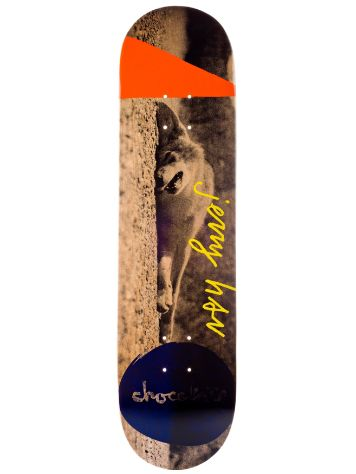 "Chocolate Hsu High Desert 8.0"" Deck"