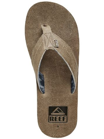 Reef We Heart Leather Sandals